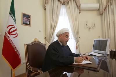 Рухани назвал Израиль «фальшивым режимом»