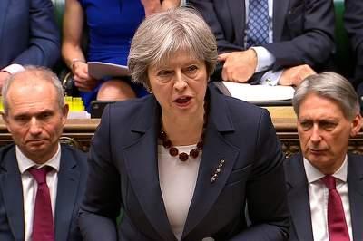 Мэй извинилась за высказывание в адрес граждан ЕС
