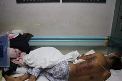 В Китае жених попал в ДТП, сбежав от пыток на свадьбе