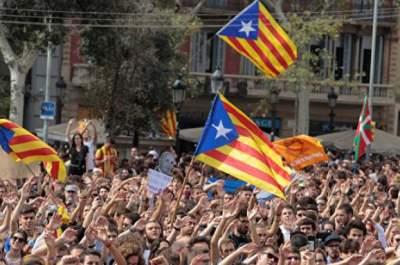 В Каталонии лидеры сепаратистов объявили голодовку
