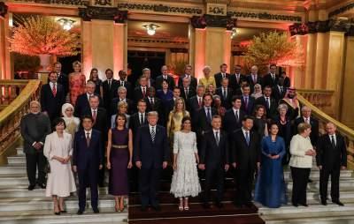 Лидеры стран G20 смогли согласовать совместное заявление