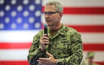 Командующий Пятым флотом ВМС США в Бахрейне покончил с собой