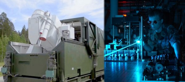 Лазерные комплексы «Пересвет» поступили на боевое дежурство в России