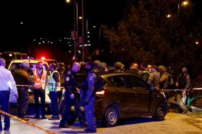 В Израиле обстреляли автобусную остановку