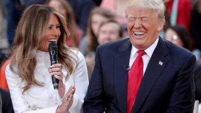 Мелания Трамп рассказала, как влияет на решения мужа