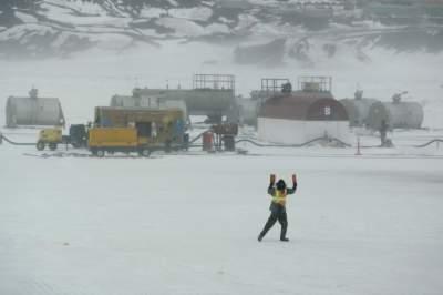 На антарктической станции погибли рабочие