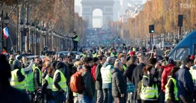 Во Франции мобилизовали 69 тысяч полицейских