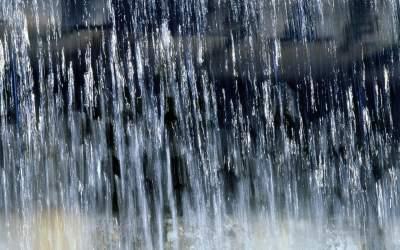 В Австралии проливные дожди затопили город