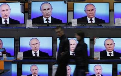 Британия проводит проверку телеканалов РФ