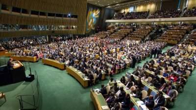 ООН проголосовала за Глобальный договор о беженцах