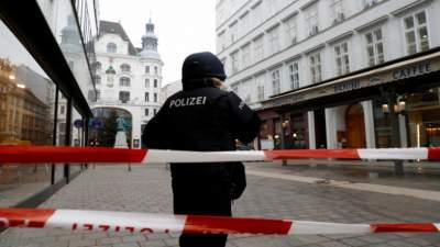 В центре Вены произошла стрельба: есть погибший