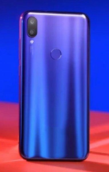 Пользователи Сети опубликовали «живое» фото и видео смартфона Xiaomi Mi Play