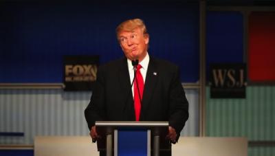 Трамп эмоционально представил следующего главу Минобороны США