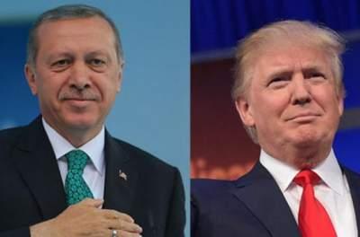 Трамп обсудил с Эрдоганом вывод войск из Сирии