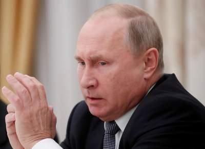 Путину предложили пересмотреть