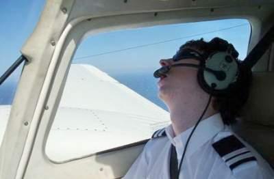 В Британии придумали, как бороться с сонливостью авиапилотов
