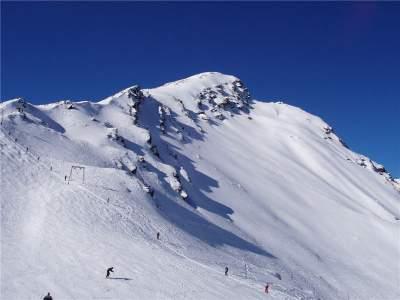 В Альпах спасли мальчика, почти час находившегося под лавиной