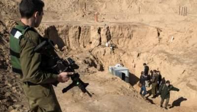 В Израиле обнаружили новый тоннель на границе с Ливаном