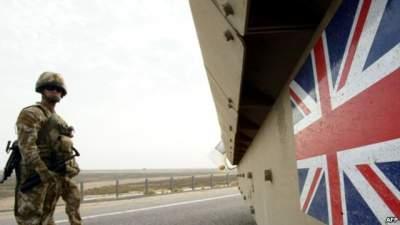Великобритания планирует открыть новые военные базы
