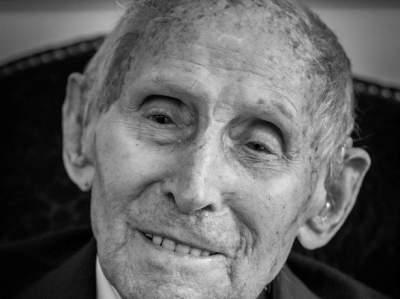 Умер француз, спасший более 300 еврейских детей