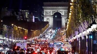 Франция ужесточит охрану в новогоднюю ночь