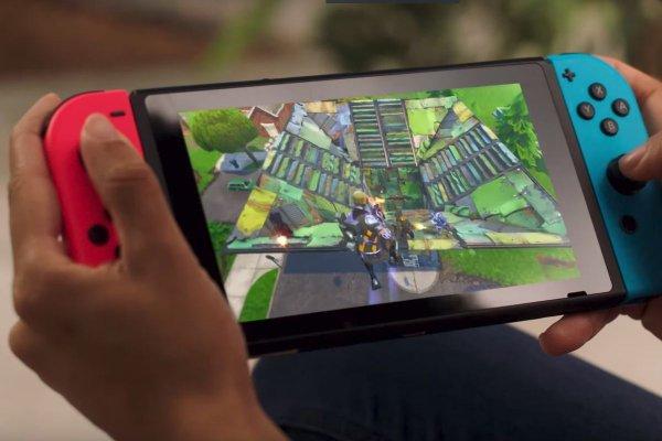 Fortnite установила половина пользователей Nintendo Switch