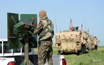 В США не называют точных сроков вывода своих войск из Сирии