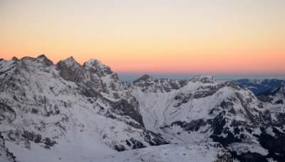 В Альпах семь человек стали жертвами лавин