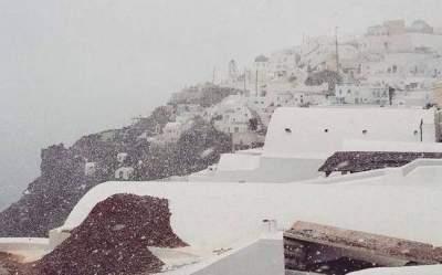 В Греции объявлен режим ЧП