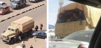 Российские наемники защищали власти Судана от протестующих