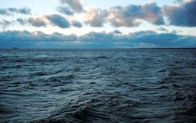 На Балтике погиб украинский моряк