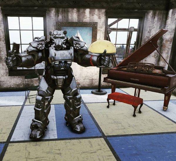 Разработчики блокируют всех геймеров, увидевших живого NPC в Fallout 76