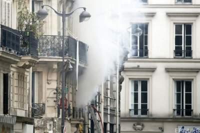 В Париже в результате взрыва пострадал украинец
