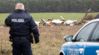 В Германии потерпел крушение самолет: есть жертвы