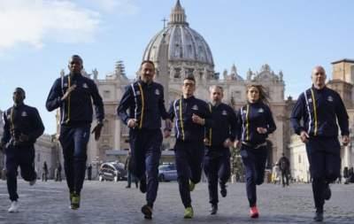В Ватикане появилась собственная сборная по легкой атлетике