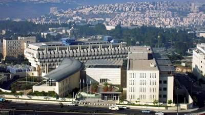 В Израиле в здании министерства взорвалась граната