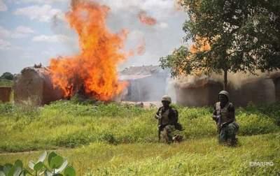 Армия Нигерии освободила город от боевиков ИГИЛ