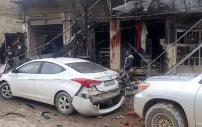 В Сирии погибли 5 американских военных