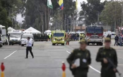 В результате взрыва в столице Колумбии погиб 21 человек