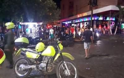 Задержан подозреваемый в организации теракта в Колумбии