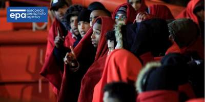 В Средиземном море затонуло два судна с мигрантами: много жертв