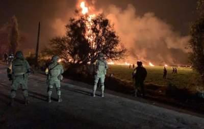 Число жертв взрыва на трубопроводе в Мексике увеличилось до 89 человек