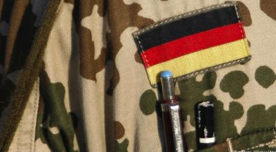Германия приостанавливает участие в операции