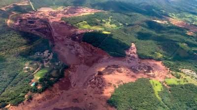 В Бразилии сообщили о новых жертвах прорыва дамбы