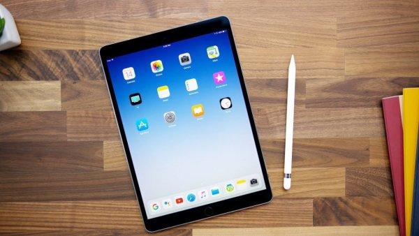 Apple может выпустить iPad без сканера лица