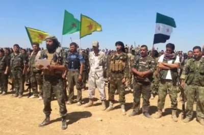 Турция напала на курдов в Сирии