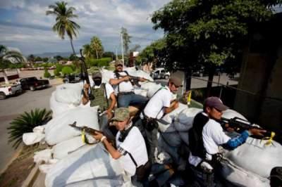 Двухчасовая перестрелка в Мексике: есть жертвы