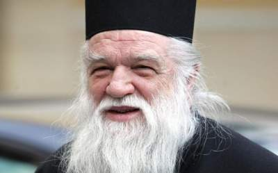 В Греции посадили за решетку епископа, оскорбившего геев