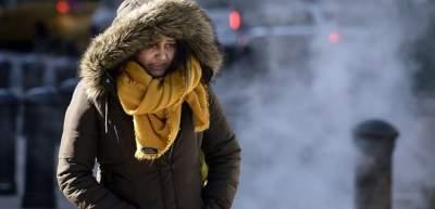 США готовятся к рекордно низким температурам