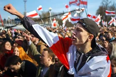 В Беларуси ввели плату за митинги